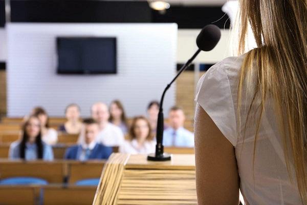 секреты языка тела - публичные выступления перед аудиторией