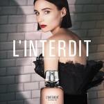 Givenchy L'Interdit — новая женская парфюмерная вода