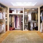 Гардеробная комната в квартире — идеи планировки и дизайна