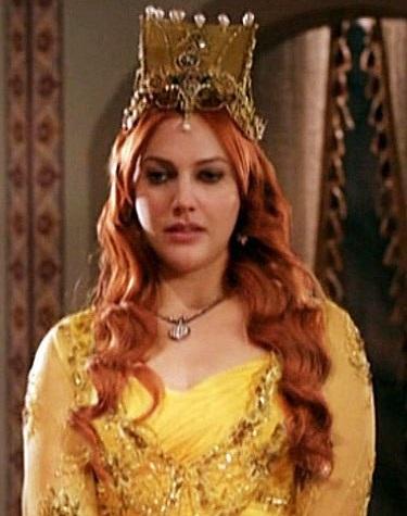корона хюррем султан, великолепный век