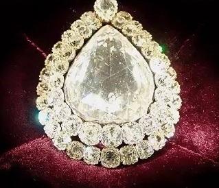 настоящее кольцо хюррем в музее дворца топ капы