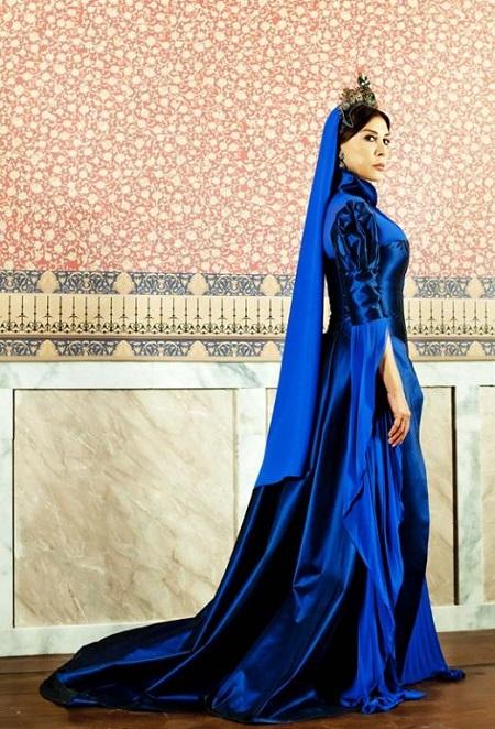 платья валиде султан, великолепный век