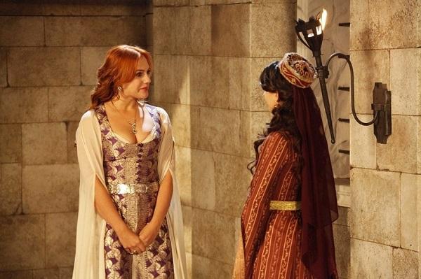 платья хюррем султан - великолепный век