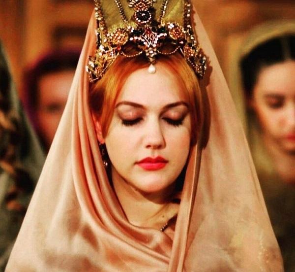 хюррем султан в сериале великолепный век