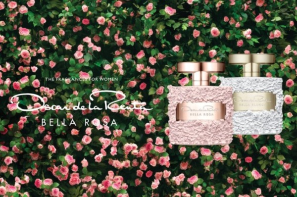 ароматы белла роза и белла бланка от оскар де ла рента