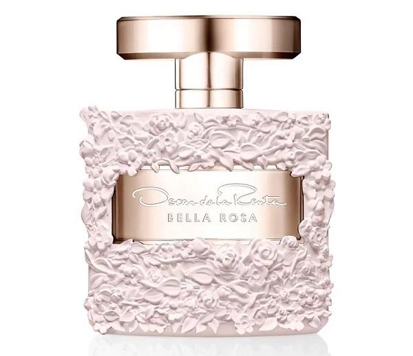 bella rosa by oscar de la renta - женская парфюмерная вода, весна