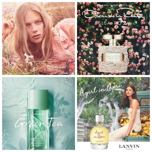Парфюм на лето - обзор ТОП-8 ароматов для женщин