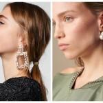 Модные серьги на лето — фото, обзор модных тенденций