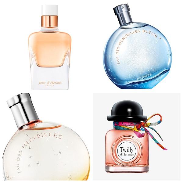 парфюмерия гермес