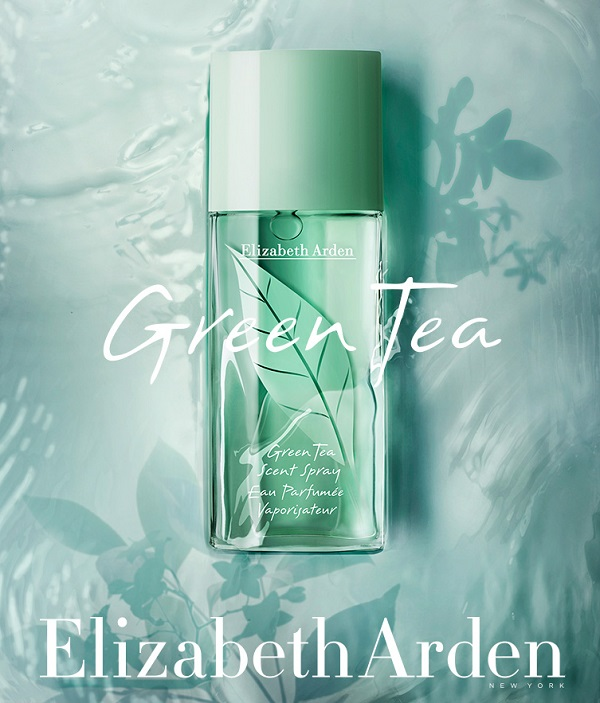 Elizabeth Arden - Green Tea - женская парфюмерная вода на лето, обзор