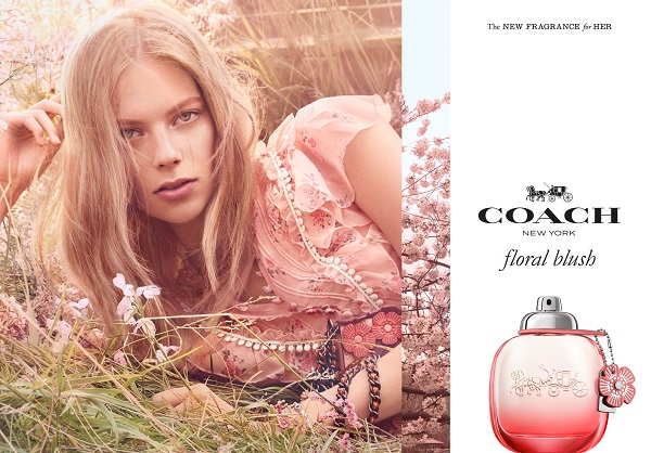 coach floral blush - женская парфюмерная вода на лето, обзор