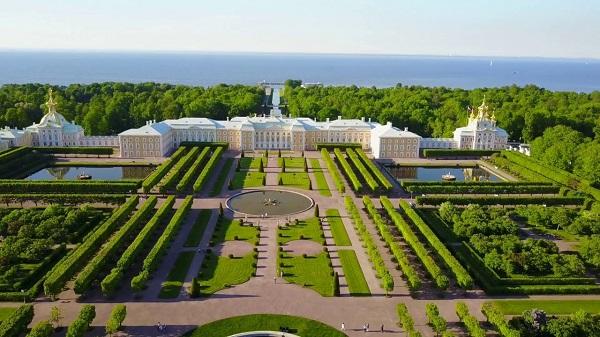 петергоф, верхний сад - советы туристам