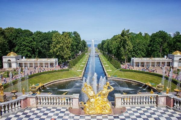 петергоф, дворцово-парковый ансамбль, фото, советы туристам, что посмотреть в петергофе (1)