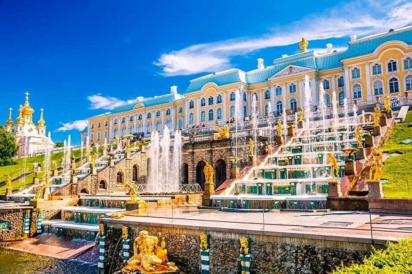 петергоф, дворцово-парковый ансамбль, фото, советы туристам, что посмотреть в петергофе (2)