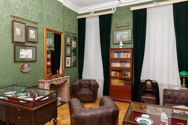 петергоф, музей коллекционеров - советы туристам