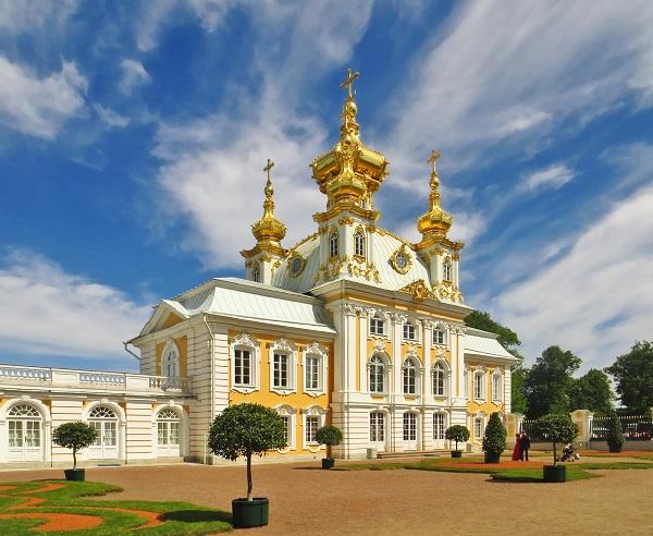 петергоф, церковный корпус - советы туристам