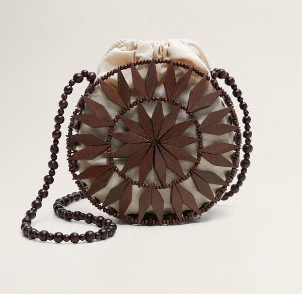 сумка из дерева, фото, мода и стиль, лето