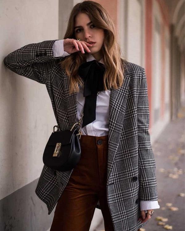 как выбрать стильный женский пиджак и жакет на осень 2019