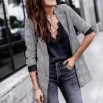 Женский пиджак и жакет для осени — 7 правил выбора