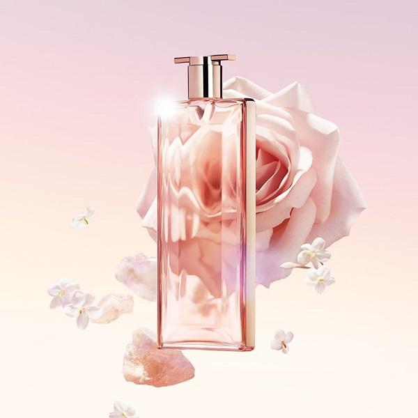 дизайн аромата Идол от Ланком