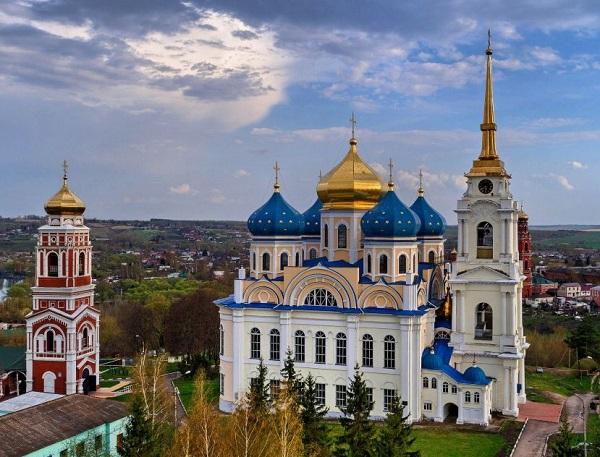 Болхов - старинный город с большой историей