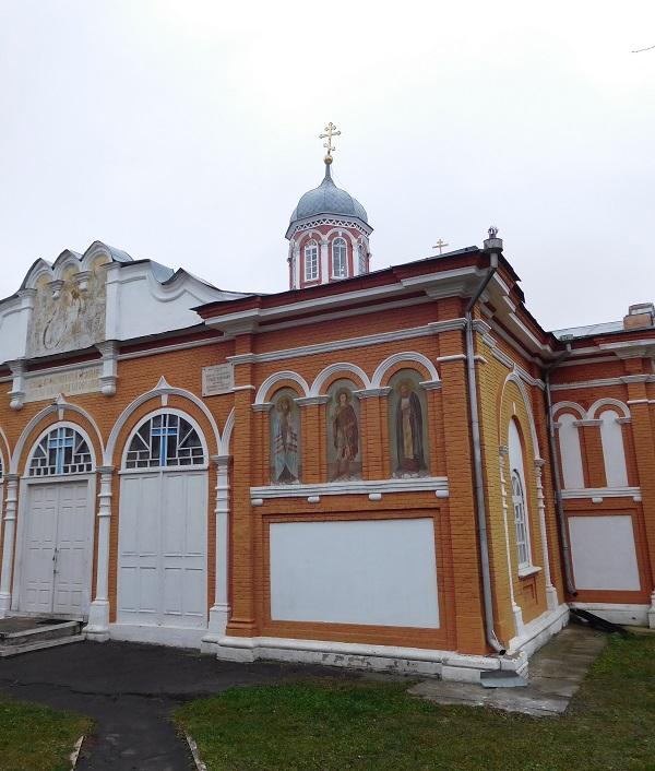 Рождественская церковь, Болхов, фото