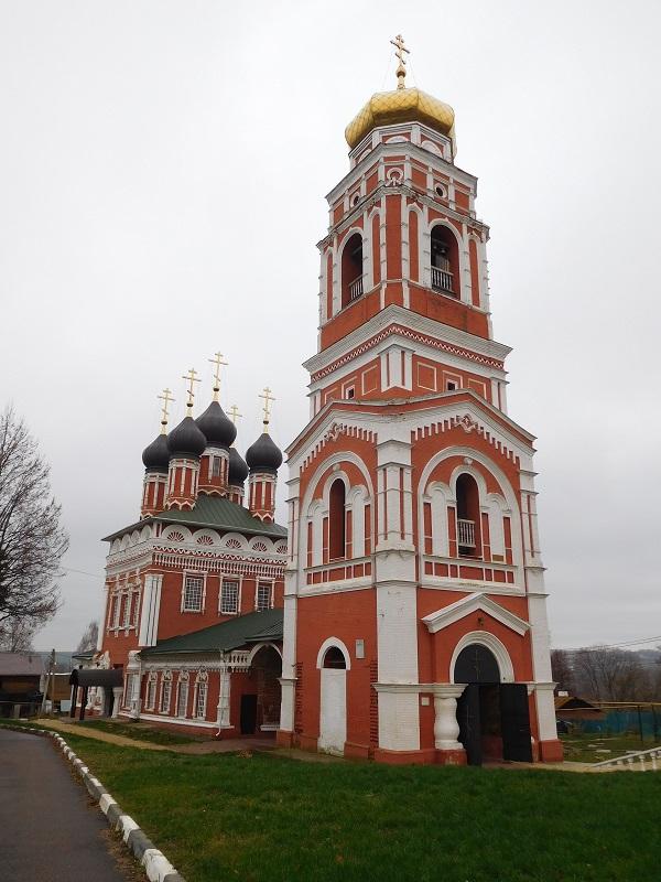 Свято-Троицкая церковь, Болхов, фото (1)