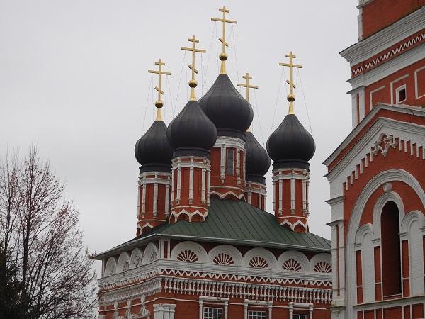 Свято-Троицкая церковь, Болхов, фото (3)