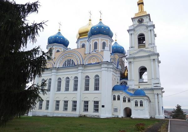 Спасо-Преображенский собор, Болхов, фото (1)