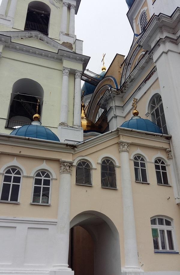 Спасо-Преображенский собор, Болхов, фото (3)