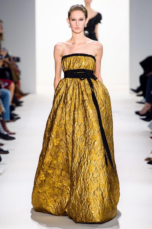 нарядное платье из коллекции Brock Collection
