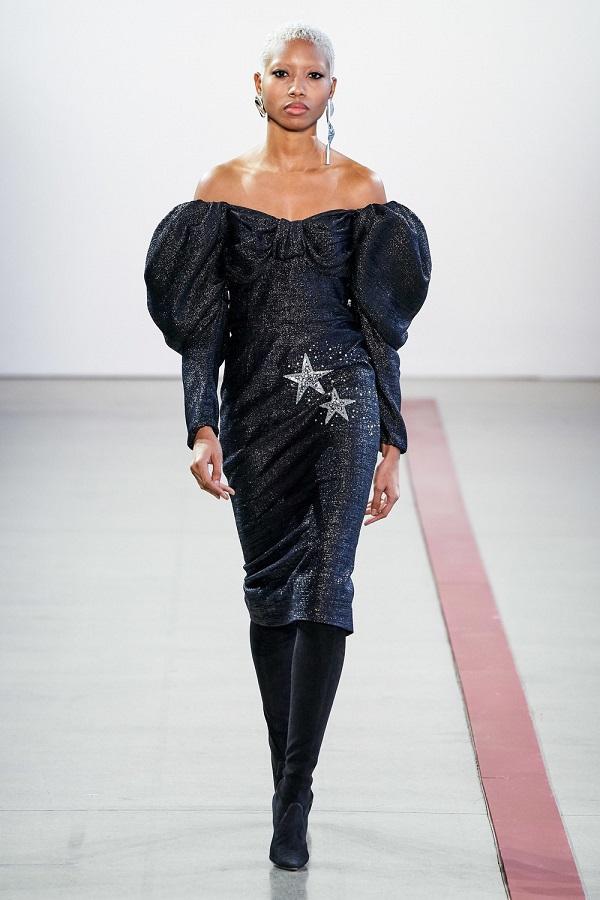 платье из модной коллекции Hellesy - 2