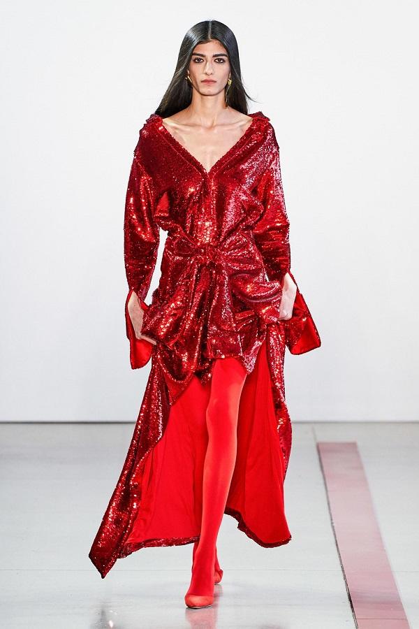 платье из модной коллекции Hellesy - 3