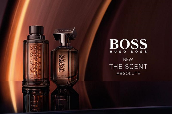 Boss The Scent for Her Absolute - описание парфюмерной воды, ноты, дизайн флакона
