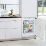Встраиваемые морозильные камеры — советы по выбору
