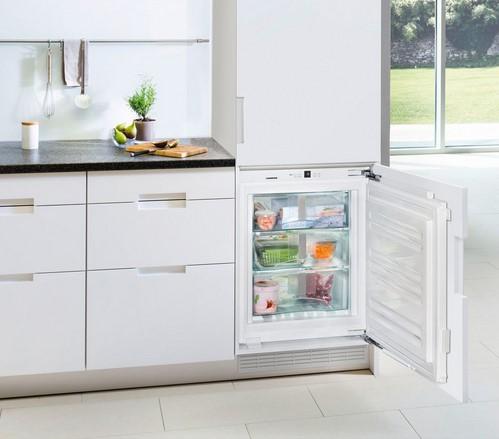 встраиваемая морозильная камера для кухни, советы по выбору