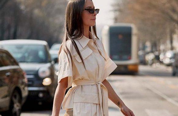 романтичный стиль - весна 2020, модные тренды