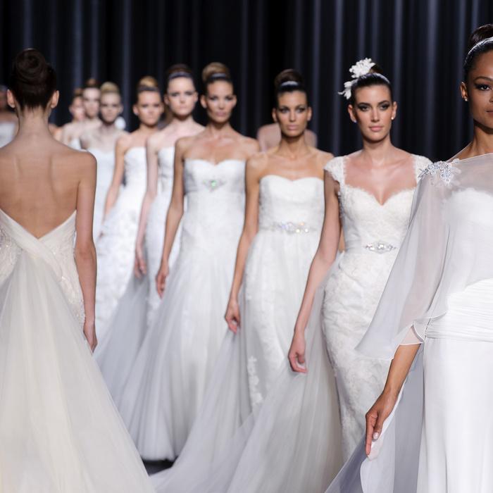 топ 5 модных тенденций свадебной моды весна лето 2020