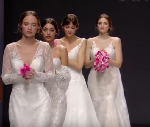 5 тенденций свадебной моды весна лето 2020