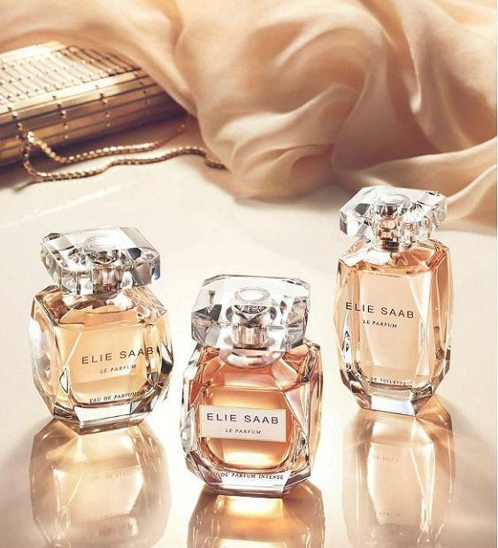 коллекция ароматов Elie Saab