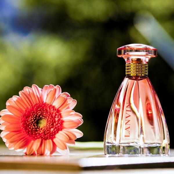 Lanvin Modern Princess Blooming - описание аромата, фото, ноты, рекламная кампания