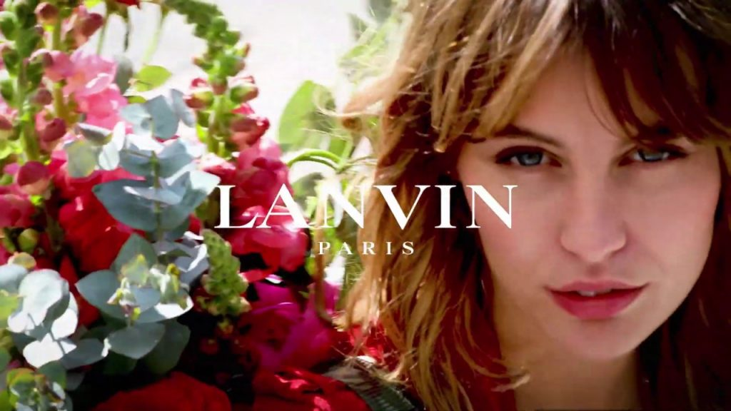 Lanvin Modern Princess Blooming - описание аромата, фото, ноты, рекламная кампания