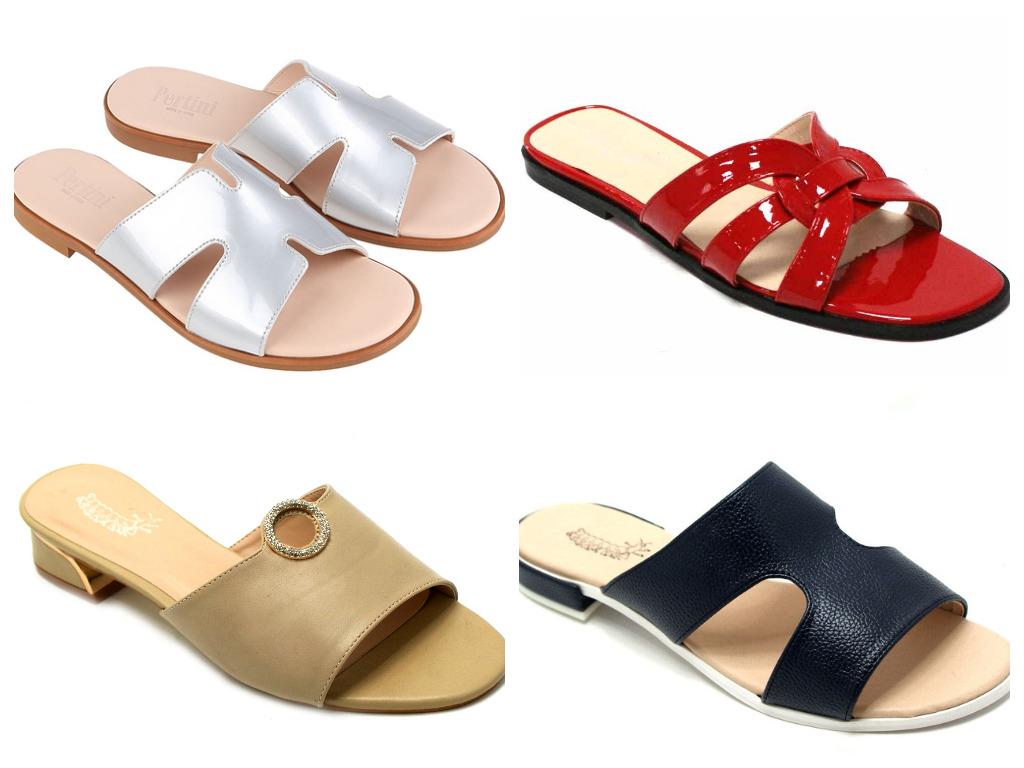 пантолеты - что это, особенности, модная женская обувь на лето