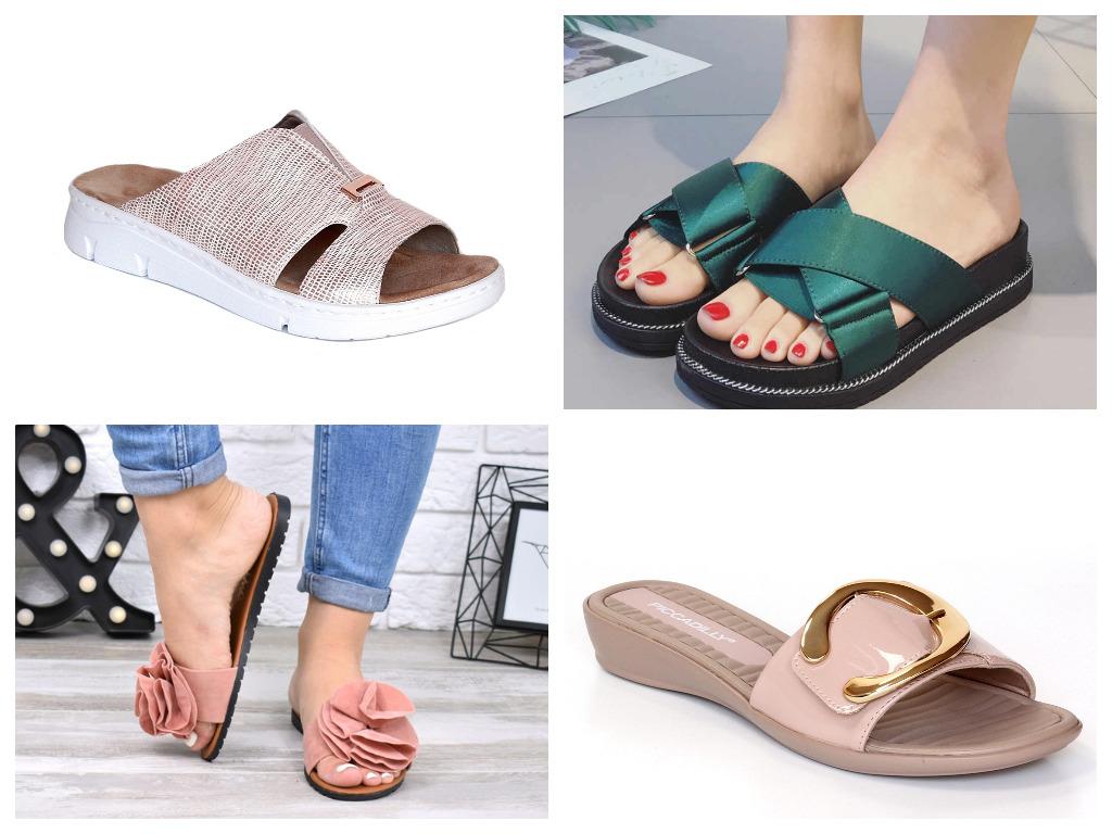 шлепанцы - что это, особенности, модная женская обувь на лето