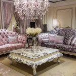 Советы по выбору дивана в стиле Арт-Деко