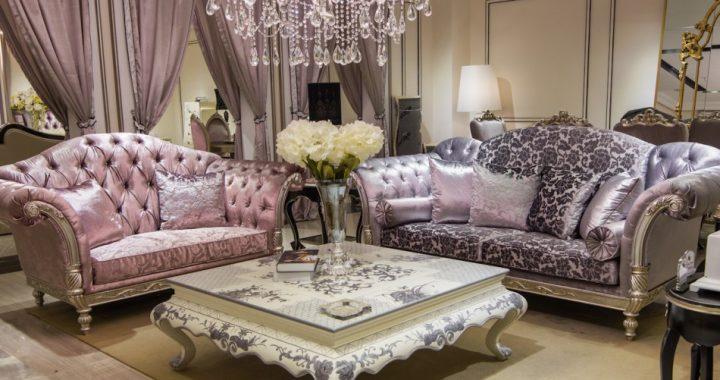 диван в стиле арт деко