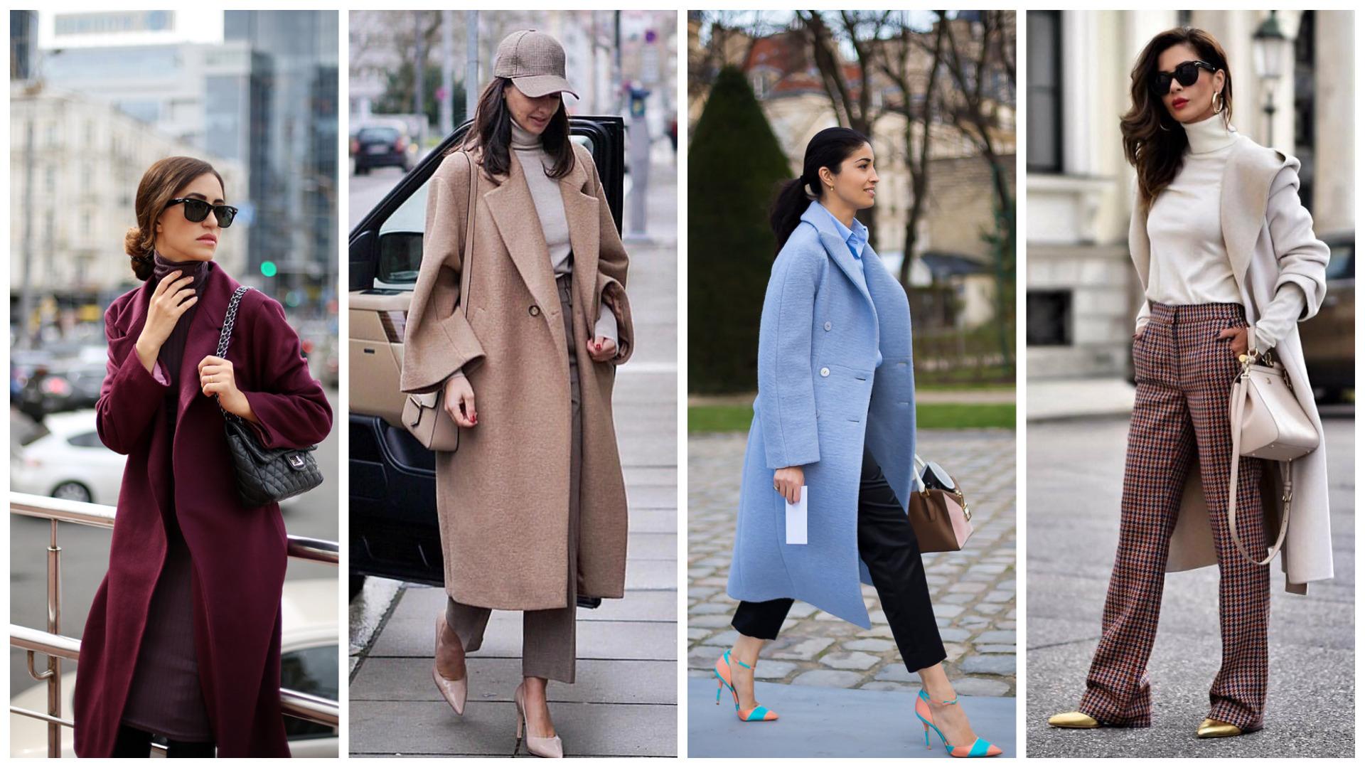 модные вещи на осень 2020, стильный женский гардероб на осень
