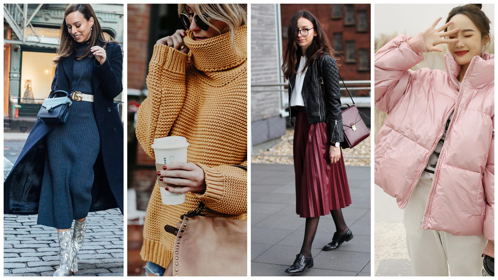 что носить осенью 2020, модные тенденции