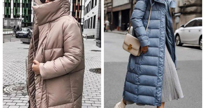 Модные пуховики сезона осень-зима 2020-2021 - обзор актуальных трендов