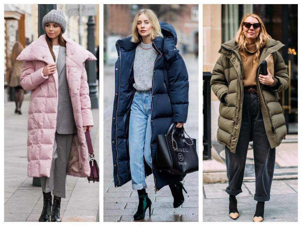 зимний женский пуховик - 5 вещей для уютного зимнего гардероба